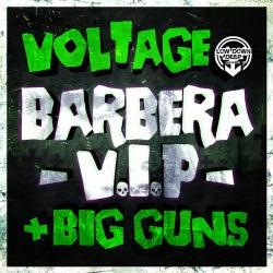 Barbera VIP / Big Guns
