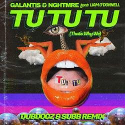 Tu Tu Tu (That's Why We) - Dubdogz & SUBB Extended Mix