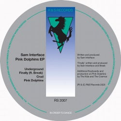 Pink Dolphins - EP