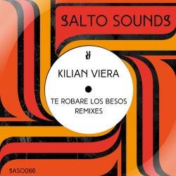Te Robare Los Besos Remixes