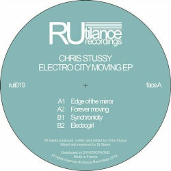 Electro City Moving EP