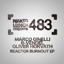 Reactor Burnout EP