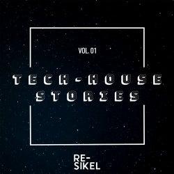 Tech-House Stories, Vol. 01
