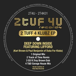 2 TUFF 4 KLUBZ EP