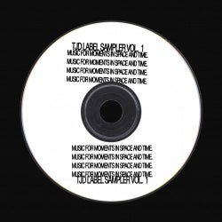 TJD Label Sampler Vol. 1