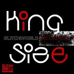 Glitchworld recordings : King size