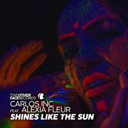 Shines Like The Sun feat Alexia Fleur