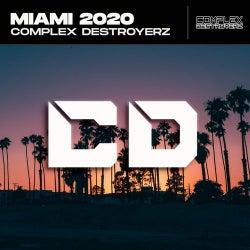 Complex Destroyerz Miami 2020