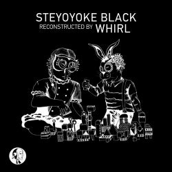 Steyoyoke Black Reconstructed by Whirl