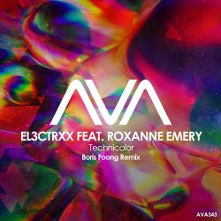 Technicolor - Boris Foong Remix