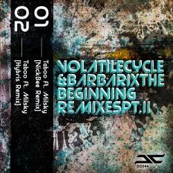 The Beginning Remixes, Pt. II