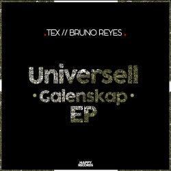 Universell Galenskap EP