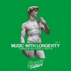 Music with Longevity, Vol. 3 (Compiled by Micky More & Andy Tee)