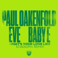 What's Your Love Like - Stadiumx Remix