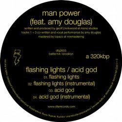 Flashing Lights / Acid God