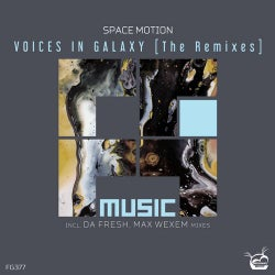 Voices In Galaxy [The Remixes]