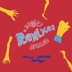 A Bigger Splash Remixes