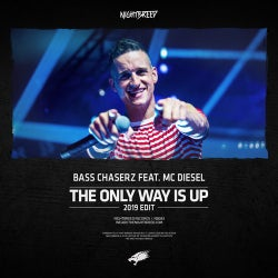 The Only Way Is Up - 2019 Extended Edit