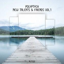 New Talents & Friends, Vol. 1 VA