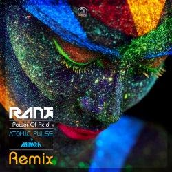 Power Of Acid (Atomic Pulse & Mimra Remix)