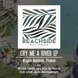 Cry Me A River EP