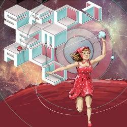 Cosmic Sketch & Laika Beyond The Infinite