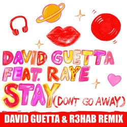 Stay (Don't Go Away) [feat. Raye]