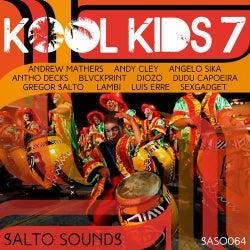 Gregor Salto Presents Kool Kids 7