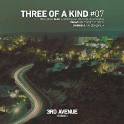 Three of a Kind #07