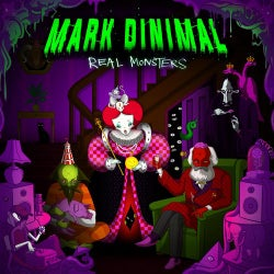 Real Monsters EP