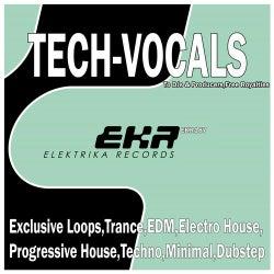 TECH-VOCALS Studio Loops