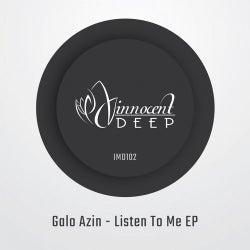 Listen To Me EP