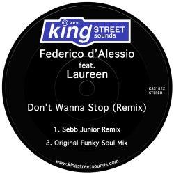 Don't Wanna Stop (Remix)