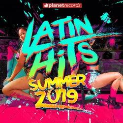 LATIN HITS SUMMER 2019 - 40 Latin Music Hits - Reggaeton, Dembow, Urbano, Trap Latino, Cubaton, Sals