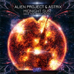 Midnight Sun (Save The Robot Remix)