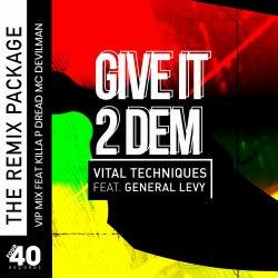 Give It 2 Dem (Remixes)