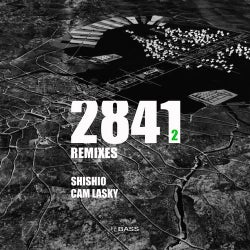 2841, Pt. 2 Remixes