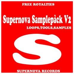Supernova Samplepàck V2