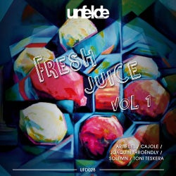 Fresh Juice Volume 1