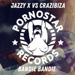 Jazzy X, Crazibiza - Bandie Bandie