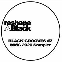 Black Grooves #2 - WMC 2020 Sampler