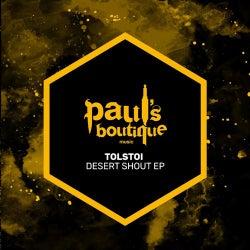 Desert Shout EP