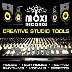 Moxi Creative Studio Tools Vol 18