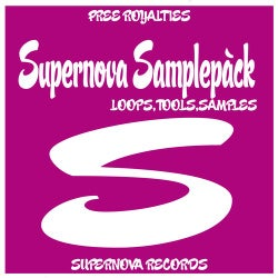 Supernova Samplepàck