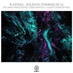 Holidays [Thinking Of U] - Including Remixes
