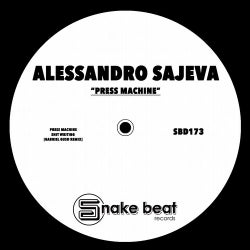 Press Machine EP