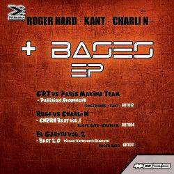 Roger Hard & Kant & Charli N: Bases EP