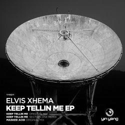 Elvis Xhema - Keep Tellin Me EP