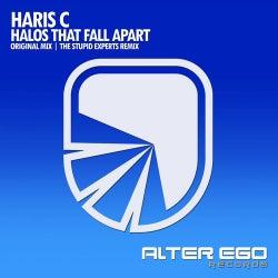 Halos That Fall Apart