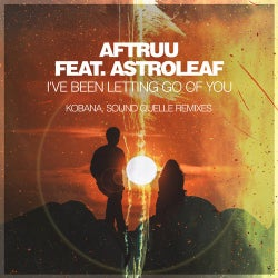 I've Been Letting Go Of You (Kobana, Sound Quelle Remixes)